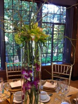 Tall Centerpiece with Willow