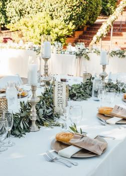 Rustic Chic Theme