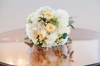 Gorgeous Bridal Bouquet - Photo Courtesy of Hewitt Photography