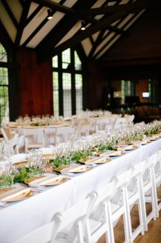 Long and Round Table Mix - Photo Courtesy of Gladys Jem Photography